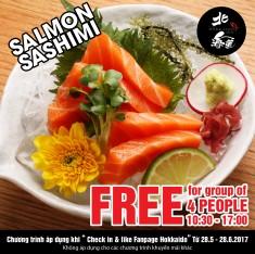 Sushi Hokkaido Sachi Nguyễn Đình Chiểu
