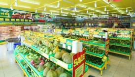 Giai pháp chiếu sáng hiệu quả cho siêu thị