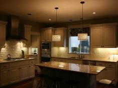 Gỉai pháp thiết kế ánh sáng hiệu quả cho nhà bếp