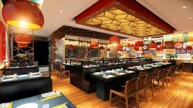 Tư vấn thiết kế ánh sáng và trang trí nhà hàng tuyệt đẹp