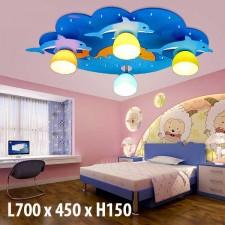 Đèn trần phòng trẻ em DEB-13