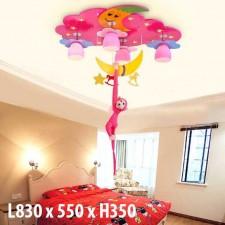 Đèn trần phòng trẻ em DEB-14