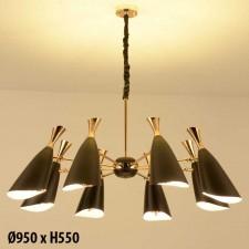 Đèn thả trần phòng khách TE-181/8