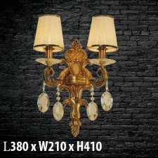 Đèn tường tân cổ điển V-556