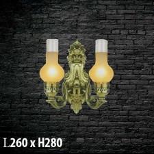 Đèn tường tân cổ điển V-398