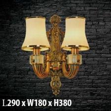 Đèn tường cổ điển V-558