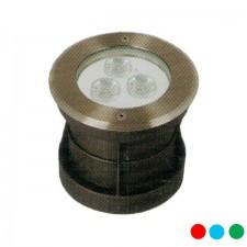Đèn pha dưới nước HBA 3W Xanh Lá/Xanh Dương/Đỏ