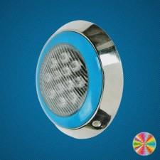 Đèn hồ bơi led HBV 12W 7 màu