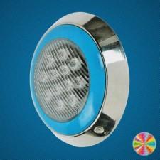 Đèn hồ bơi led HBV 18W 7 màu