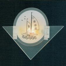 Đèn tường thủy tinh V-187