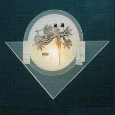 Đèn tường thủy tinh V-188