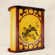 Đèn Tường Da Dê Thiết Kế Sang Trọng VG-307