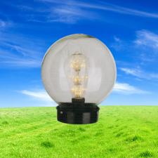 Đèn thủy tinh trong đế bằng Φ180