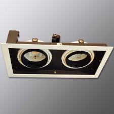 Đèn led downlight âm trần đôi SD-96MODULEEX2OA65