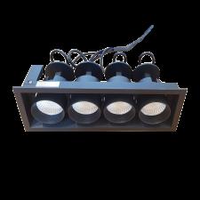 Đèn downlight âm trần D-175COB3-4  4*5W 3000K