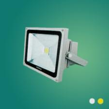 Đèn pha FA LED 20W vàng/trắng