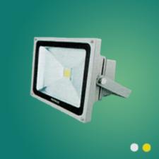 Đèn pha FA LED 30W vàng/trắng