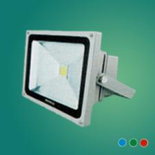 Đèn pha FA LED 50W xanh lá/xanh dương/đỏ