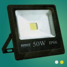Đèn pha FA LED 50W mới xanh lá/xanh dương/đỏ