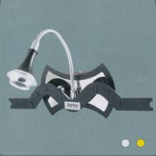 Đèn gương nhà tắm led S-948/1