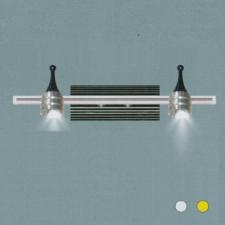 Đèn hắt tranh led 2 bóng S-950/2