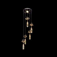 Đèn thả trang trí T-6162/5 LED 5Wx5