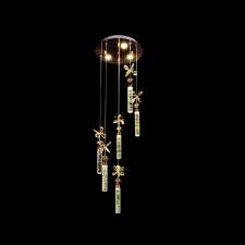 Đèn thả trang trí T-6163/6 LED 5Wx6