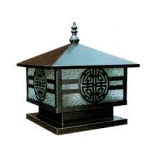 Đèn trụ cổng cao cấp phong cách sang trọng TD-1402B
