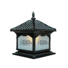 Đèn trụ cổng TD-1434A 200 x 360