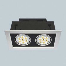 Đèn Led Downlight AFC 770/2 LED 7W x 2