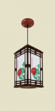 Đèn thả da dê TG-528/1