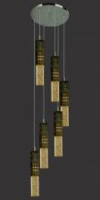 Đèn thả bàn ăn thiết kế nổi bật T-6030/6