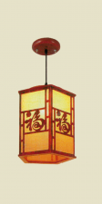Đèn thả da dê TG-501