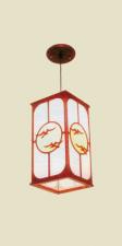 Đèn thả da dê TG-504/1