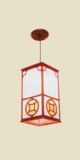 Đèn thả da dê TG-505/1