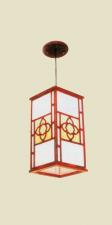 Đèn thả da dê TG-506/1