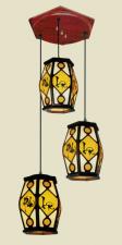 Đèn thả da dê TG-514/3