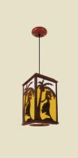 Đèn thả da dê TG-525/1