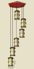 Đèn thả da dê TG-526/6