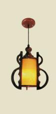 Đèn thả da dê TG-537/1