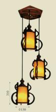 Đèn thả da dê TG-537/3
