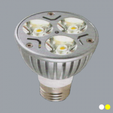 Bóng chén LED E27 3W