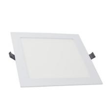 Đèn led âm trần siêu mỏng vuông Eco Slim Downlight 12w 3000K