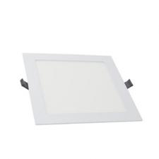 Đèn led âm trần siêu mỏng vuông Eco Slim Downlight 9w 6500K