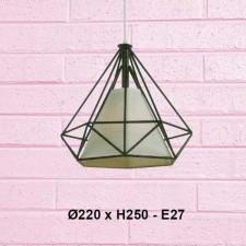 Đèn thả kim cương TE-138