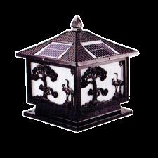 Đèn trụ cổng năng lượng mặt trời SOLAR-23 5W