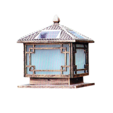 Đèn trụ cổng năng lượng mặt trời SOLAR-33 5W