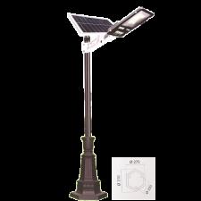 Đèn trụ sân vườn năng lượng mặt trời - SOLAR TRU 091 - LED 100w