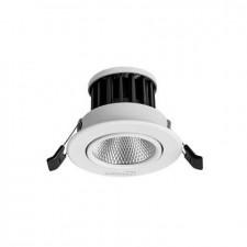 Đèn spotlight âm trần ad pro 10W 3000K FL WT