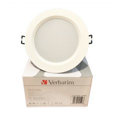 Đèn downlight âm trần Verbatim 65518 12W 3000K